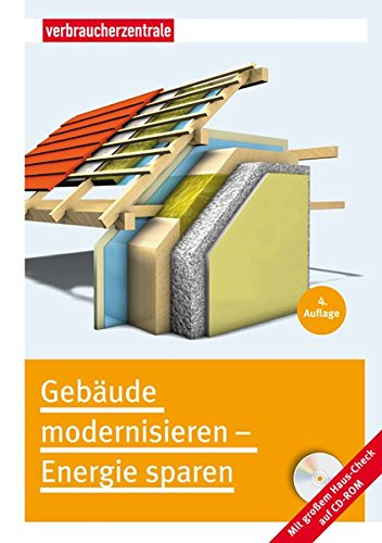 Gebäude modernisieren - Energie sparen
